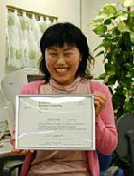 藤原 恵美 さん